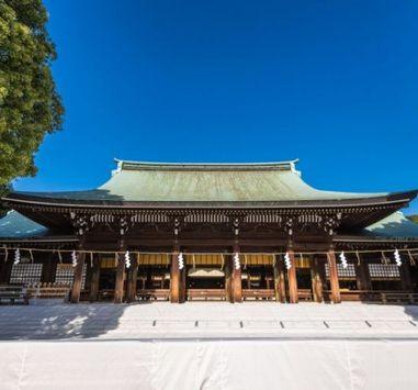 meiji shrine 2